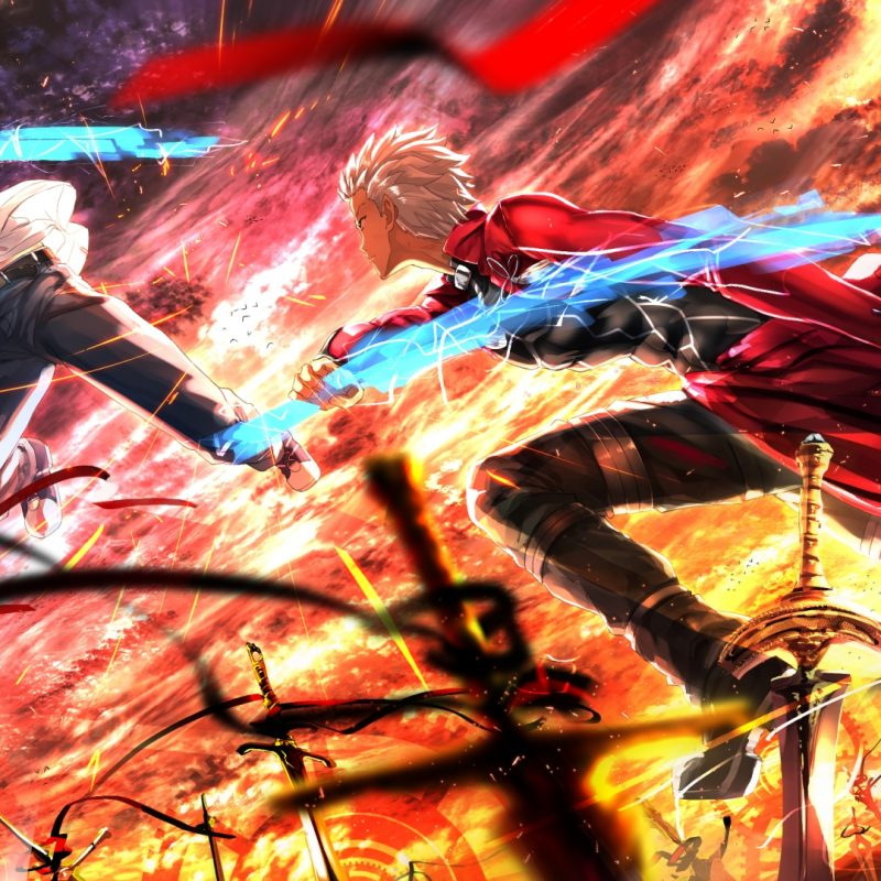 10 New Fate/stay Night Unlimited Blade Works Wallpaper FULL HD 1080p For PC Background 2018 free download anime fate stay night unlimited blade works shirou emiya archer 1 800x800