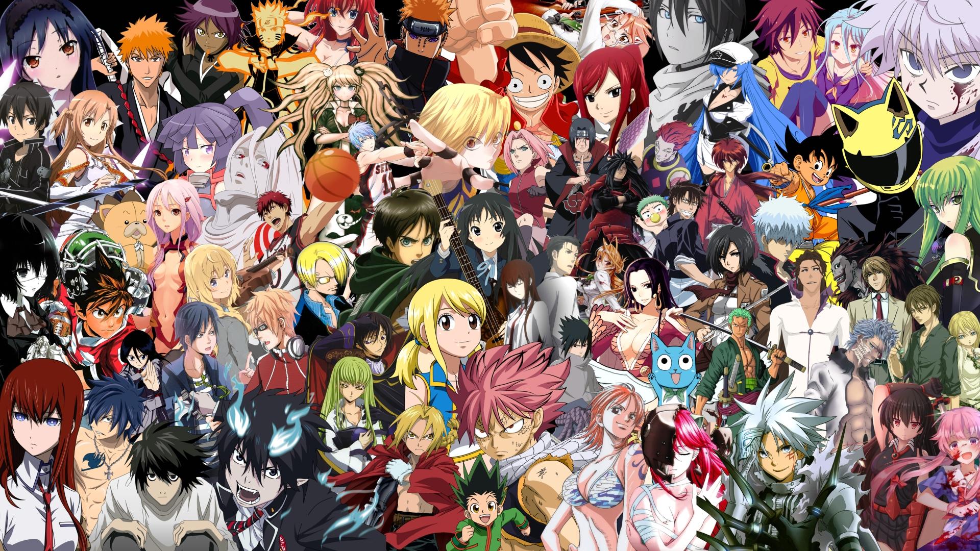 anime mix wallpaper (anime wallpaper 8k) 8k ultra hd wallpaper and