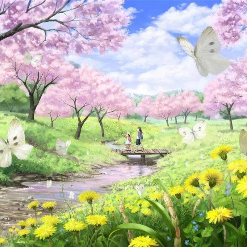 10 New Spring Scenery Wallpaper Widescreen FULL HD 1920×1080 For PC Desktop 2020 free download anime spring scenery wallpaper siudy 800x800