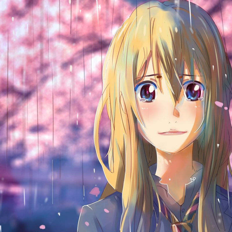 10 Top Your Lie In April Kaori Wallpaper FULL HD 1920×1080 For PC Desktop 2018 free download anime your lie in april kaori miyazono wallpaper your lie in april 800x800