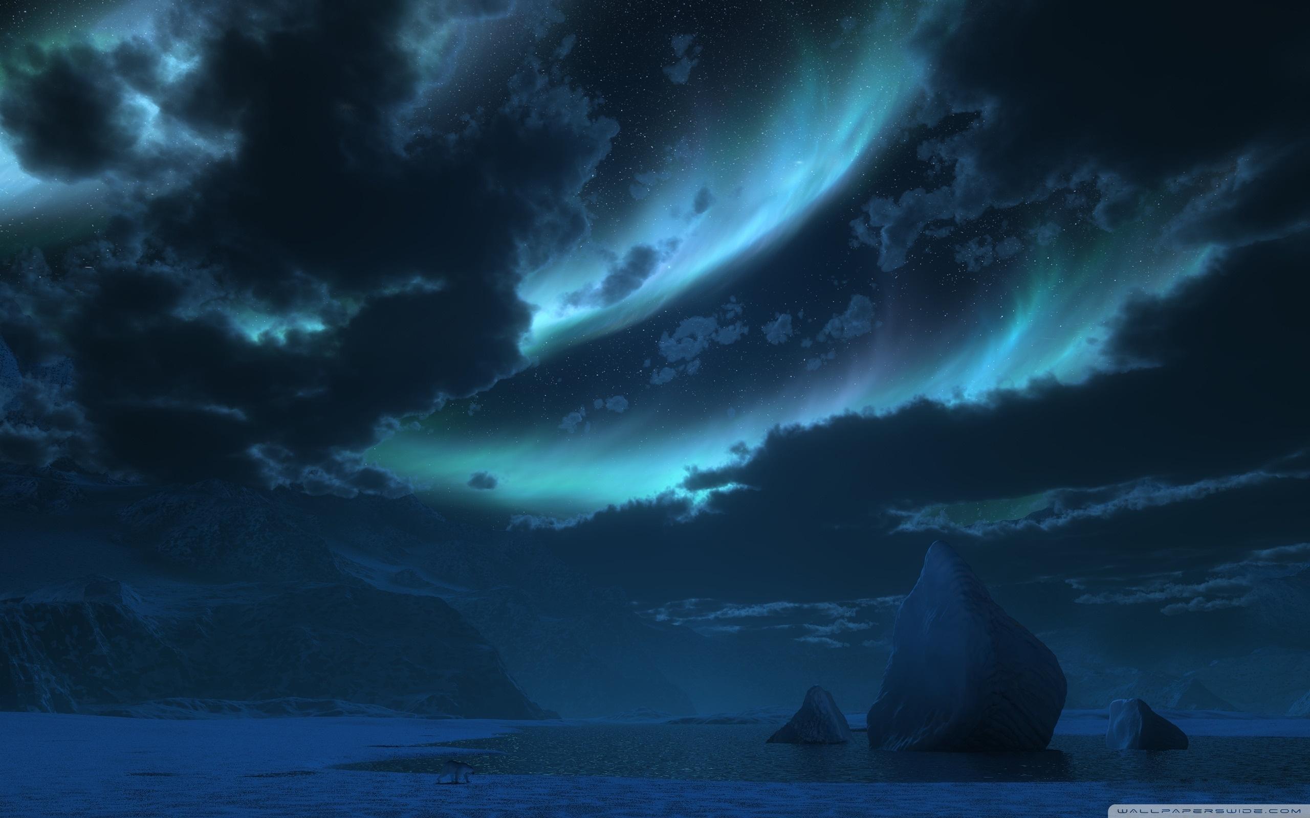 antarctica landscape 3d ❤ 4k hd desktop wallpaper for 4k ultra hd