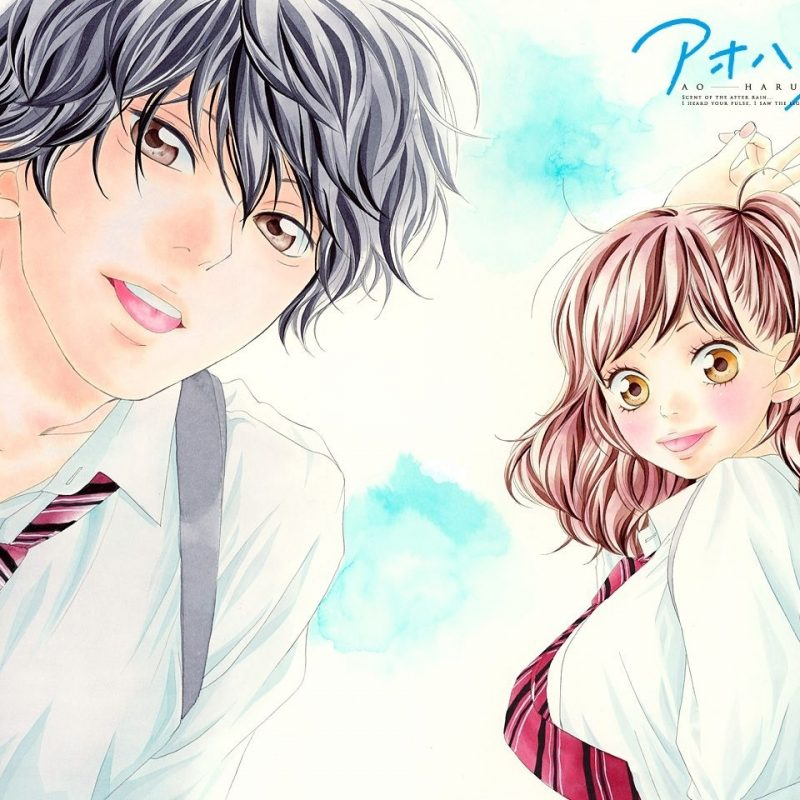10 New Blue Spring Ride Wallpaper FULL HD 1920×1080 For PC Desktop 2018 free download ao haru ride wallpaper ao haru ride pinterest anime and manga 800x800
