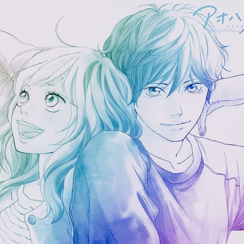 10 New Blue Spring Ride Wallpaper FULL HD 1920×1080 For PC Desktop 2018 free download aoi haru ride anime ive watched pinterest anime manga 800x800