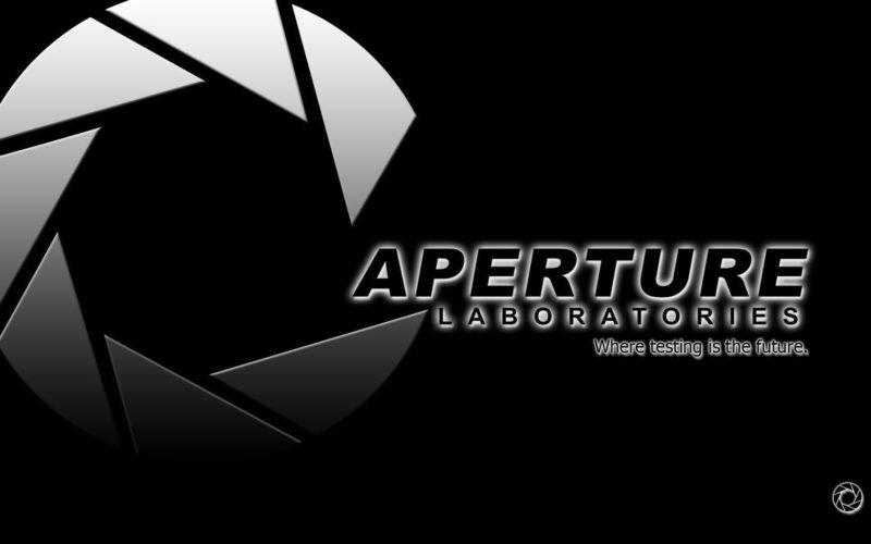 10 New Portal 2 Wallpaper Aperture FULL HD 1080p For PC Desktop 2020 free download aperture science wallpapers wallpaper cave 800x500