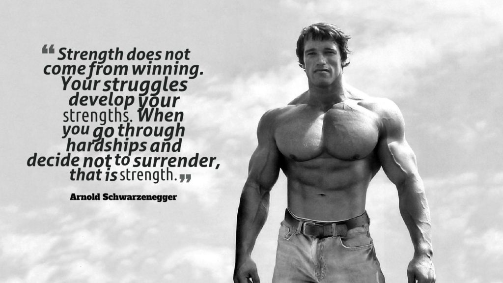 10 Best Arnold Schwarzenegger Wallpaper 1920X1080 FULL HD 1920×1080 For PC Background 2018 free download arnold schwarzenegger strength quotes wallpaper 00193 baltana 1024x576