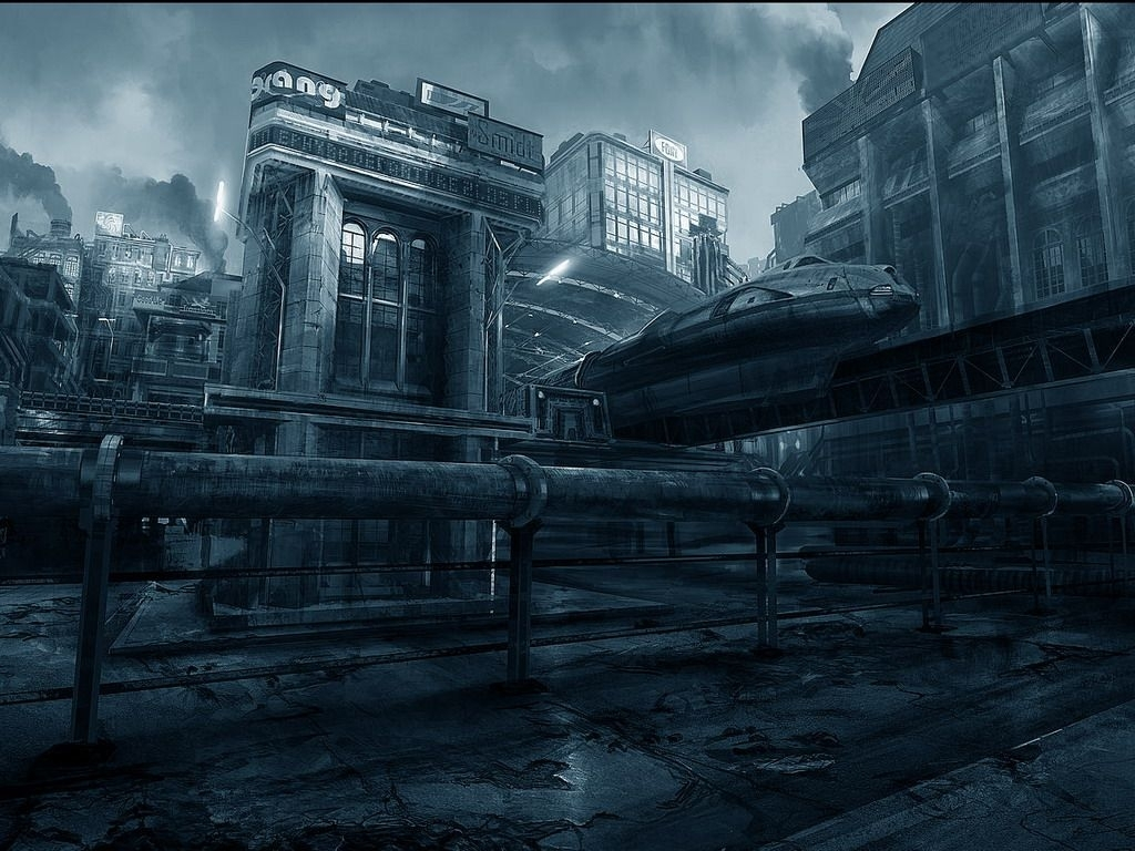 art of gotham city - google search | a different city every night
