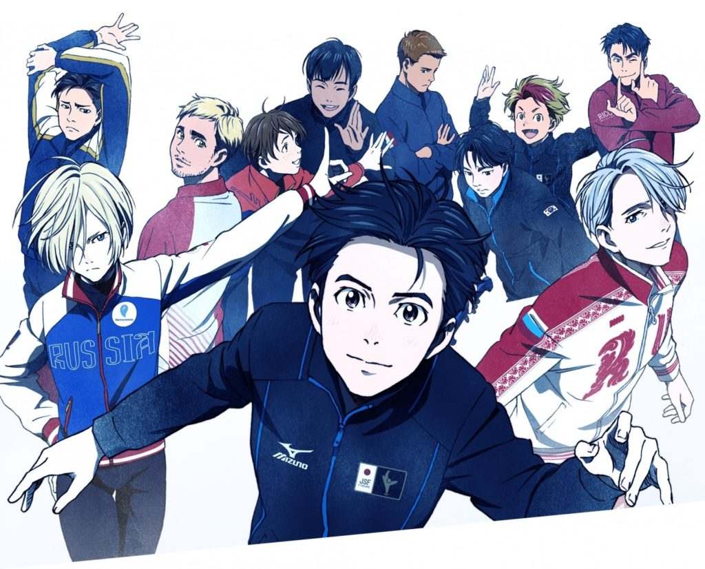 10 Latest Yuri On Ice Background FULL HD 1920×1080 For PC Desktop 2018 free download article yuri on ice characters and the real life figure 1024x826