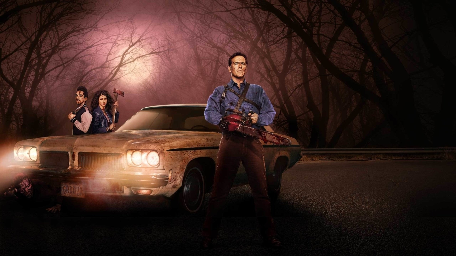 10 New Ash Vs Evil Dead Wallpaper FULL HD 1080p For PC Desktop