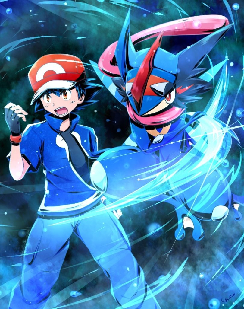 10 New Ash Greninja Wallpaper Hd FULL HD 1080p For PC Desktop 2018 free download ashs greninja pokemon 810x1024