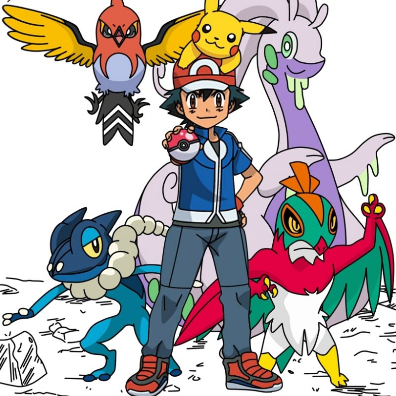 10 New Ash's Pokemon Group Photo FULL HD 1920×1080 For PC Desktop 2018 free download ashs kalos team updatedsamzkie29 on deviantart 800x800