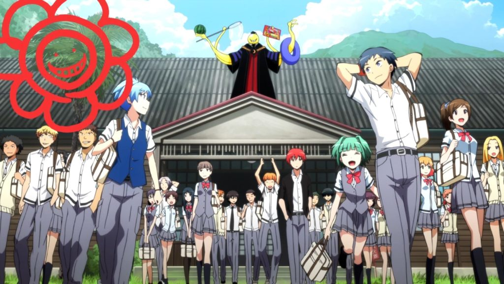 10 Latest Assassination Classroom Wallpaper Hd FULL HD 1080p For PC Desktop 2018 free download assassination classroom hd wallpapers wallpaper cave 1024x576