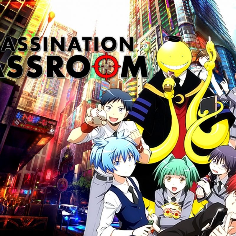 10 Latest Assassination Classroom Hd Wallpaper FULL HD 1080p For PC Desktop 2018 free download assassination classroom images assassination classroom hd fond d 800x800