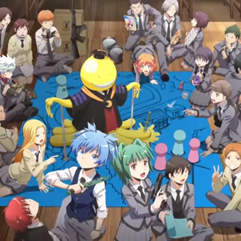 10 Latest Assassination Classroom Hd Wallpaper FULL HD 1080p For PC Desktop 2018 free download assassination classroom wallpaper google search a acheter 800x800