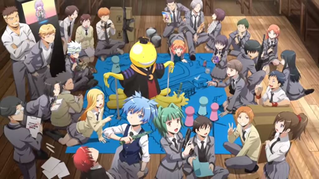 10 Latest Assassination Classroom Wallpaper Hd FULL HD 1080p For PC Desktop 2018 free download assassination classroom wallpaper google search anime 1024x576