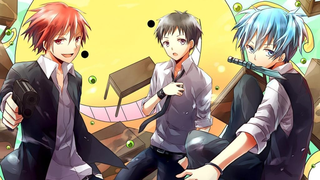 10 Latest Assassination Classroom Wallpaper Hd FULL HD 1080p For PC Desktop 2018 free download assassination classroom wallpapers hd download 1024x576