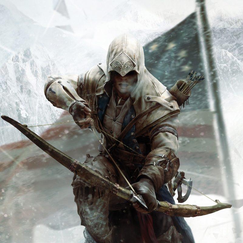 10 Latest Assassin's Creed 3 Wallpaper Hd FULL HD 1080p For PC Desktop 2020 free download assassins creed 3 connor bow e29da4 4k hd desktop wallpaper for 4k 800x800