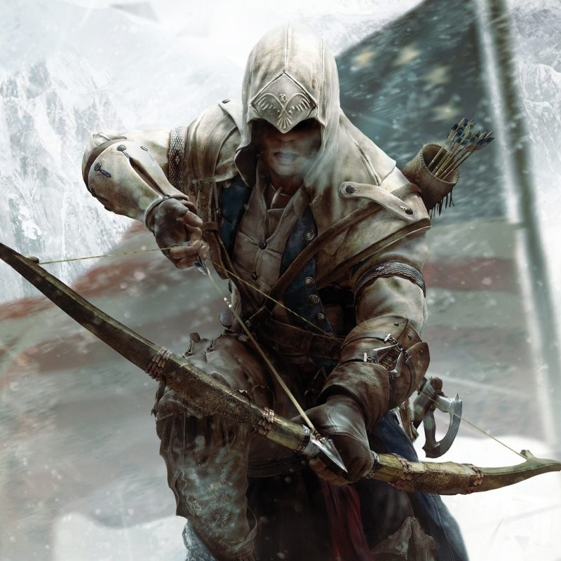 10 Latest Assassin's Creed Wallpapers 1920X1080 FULL HD 1080p For PC Background 2018 free download assassins creed 3 connor bow wallpaper 1920x1080 10 000 fonds d 800x800