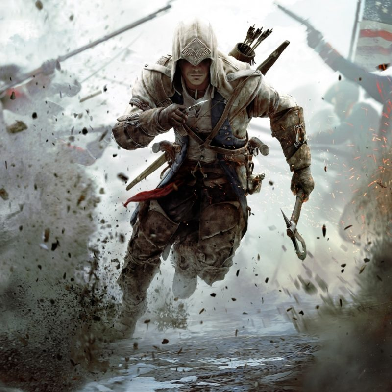 10 Latest Assassin's Creed Wallpapers 1920X1080 FULL HD 1080p For PC Background 2018 free download assassins creed 3 connor free running wallpaper 1920x1080 10 000 800x800