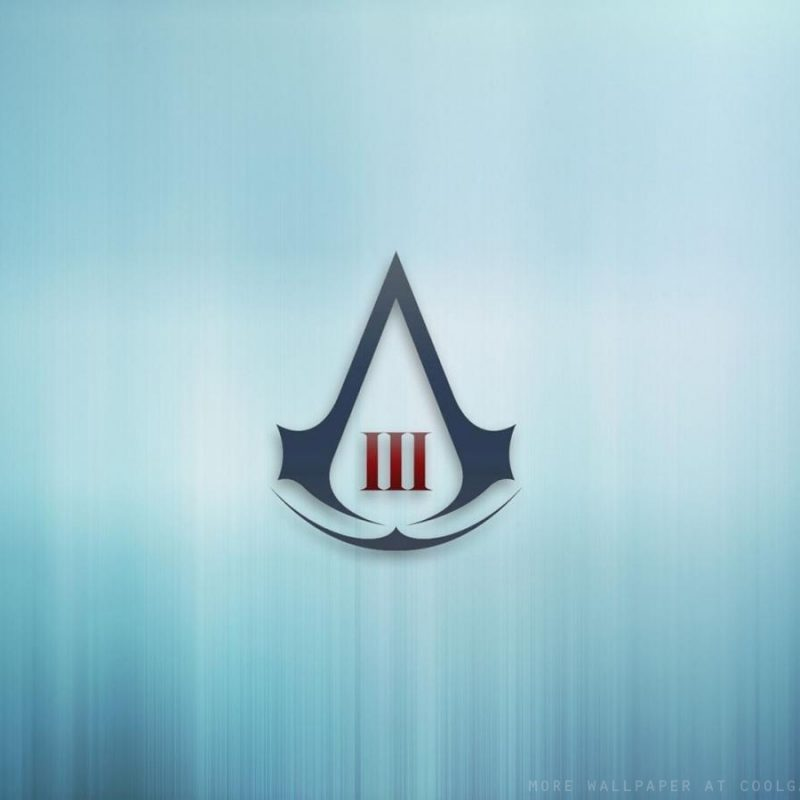 10 Latest Assassin's Creed Logo Wallpaper FULL HD 1920×1080 For PC Desktop 2018 free download assassins creed 3 logo wallpaper cool games wallpaper 800x800