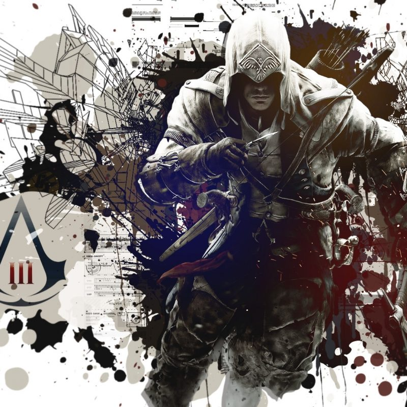 10 Best Assassin's Creed Wallpaper Hd 1080P FULL HD 1920×1080 For PC Background 2018 free download assassins creed 3 wallpaper 1920x1080 80 images 800x800
