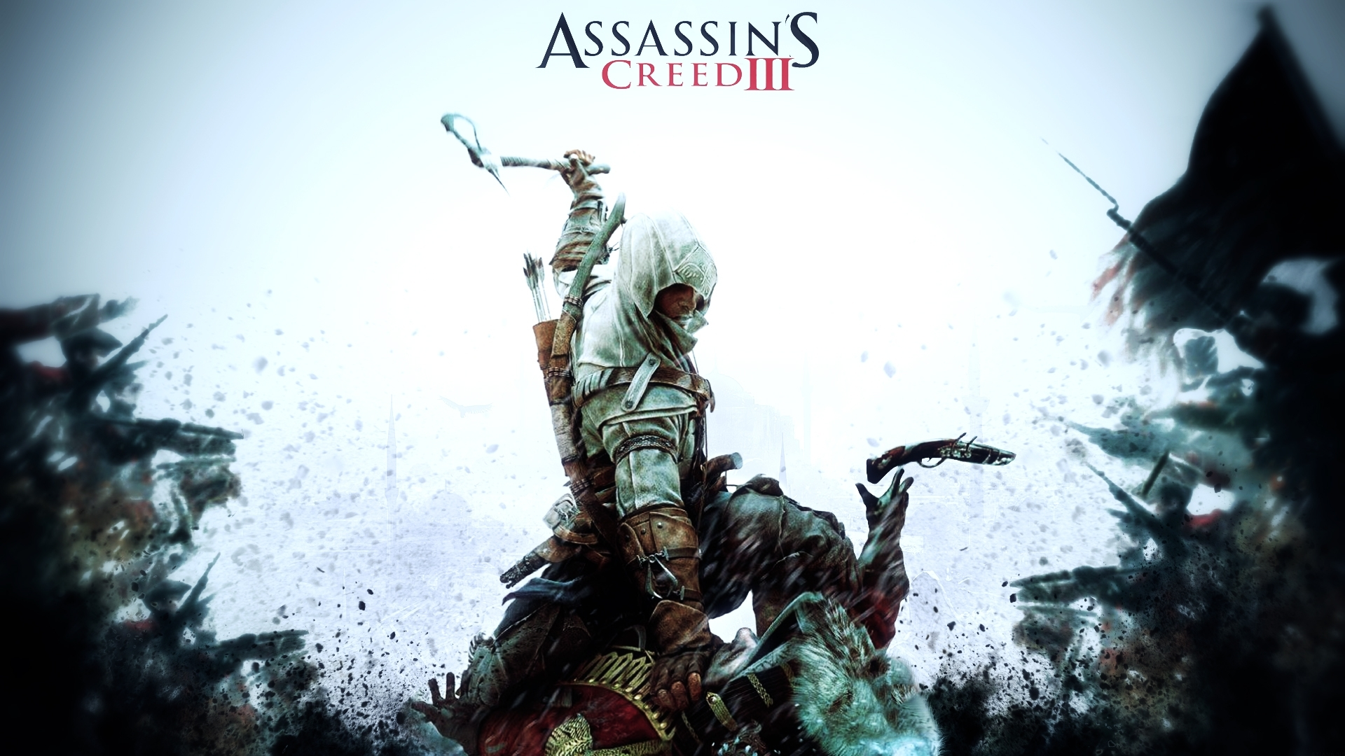 10 Latest Assassin's Creed 3 Wallpaper Hd FULL HD 1080p For PC Desktop