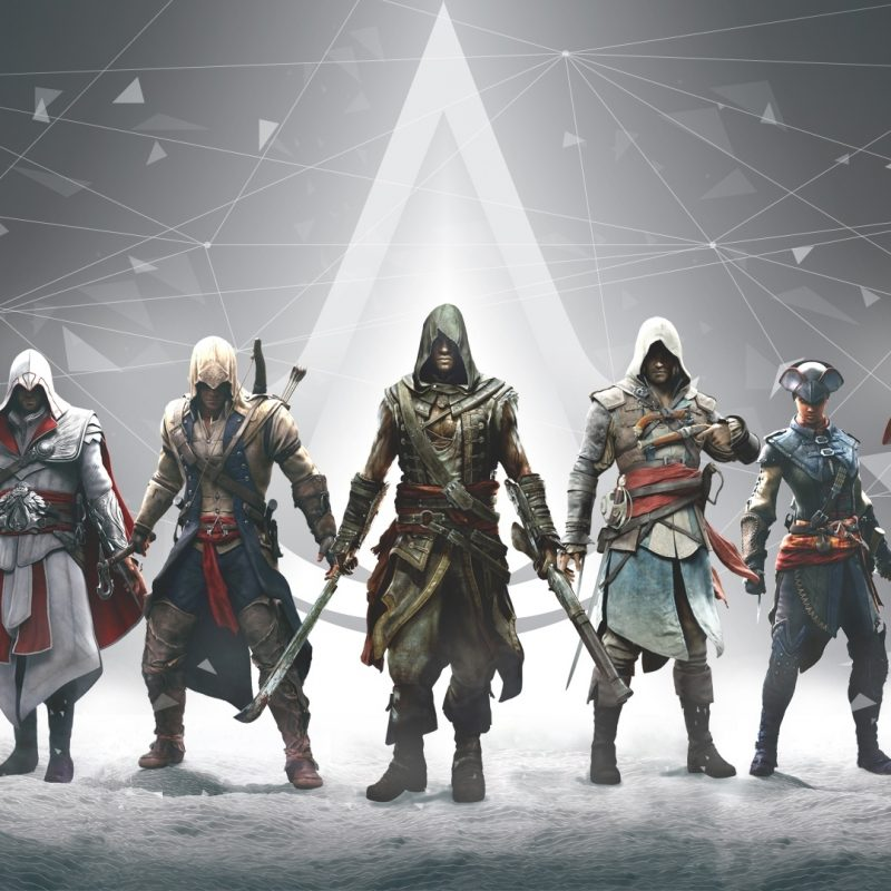 10 Best Assassin Creed Wallpaper All Assassins FULL HD 1080p For PC Background 2018 free download assassins creed all character e29da4 4k hd desktop wallpaper for 4k 800x800