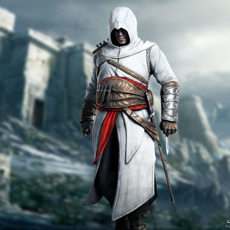 10 Top Assassin's Creed Altair Wallpaper FULL HD 1080p For PC Desktop 2018 free download assassins creed altair ibn la ahad wallpapersameerhd on deviantart 800x800