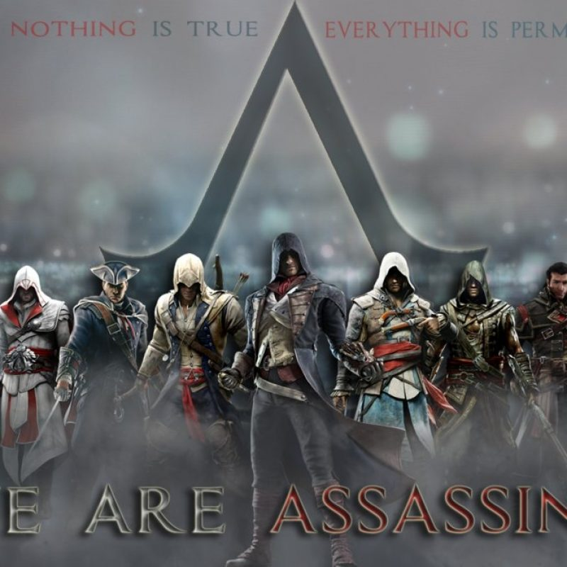 10 Best Assassin Creed Wallpaper All Assassins FULL HD 1080p For PC Background 2018 free download assassins creed assassins wallpapertrinitynexus384 on deviantart 800x800