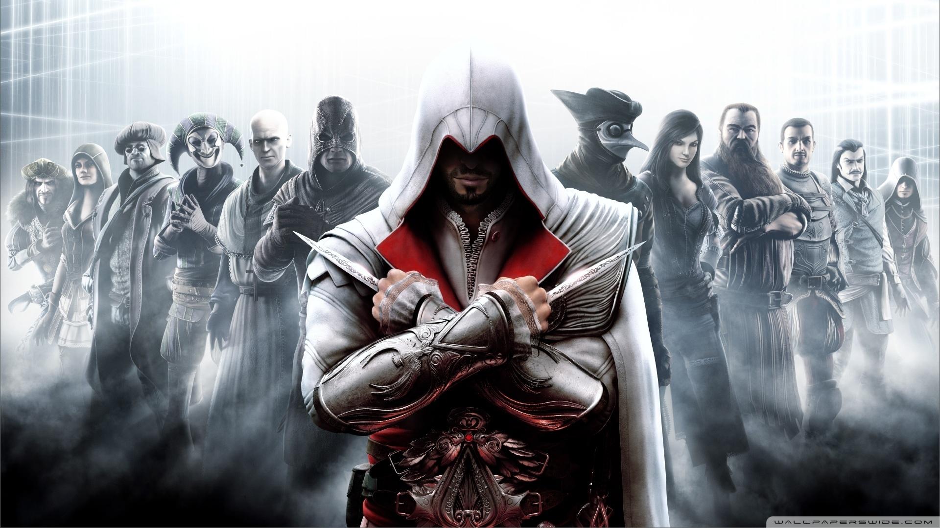 assassin's creed brotherhood ❤ 4k hd desktop wallpaper for 4k ultra