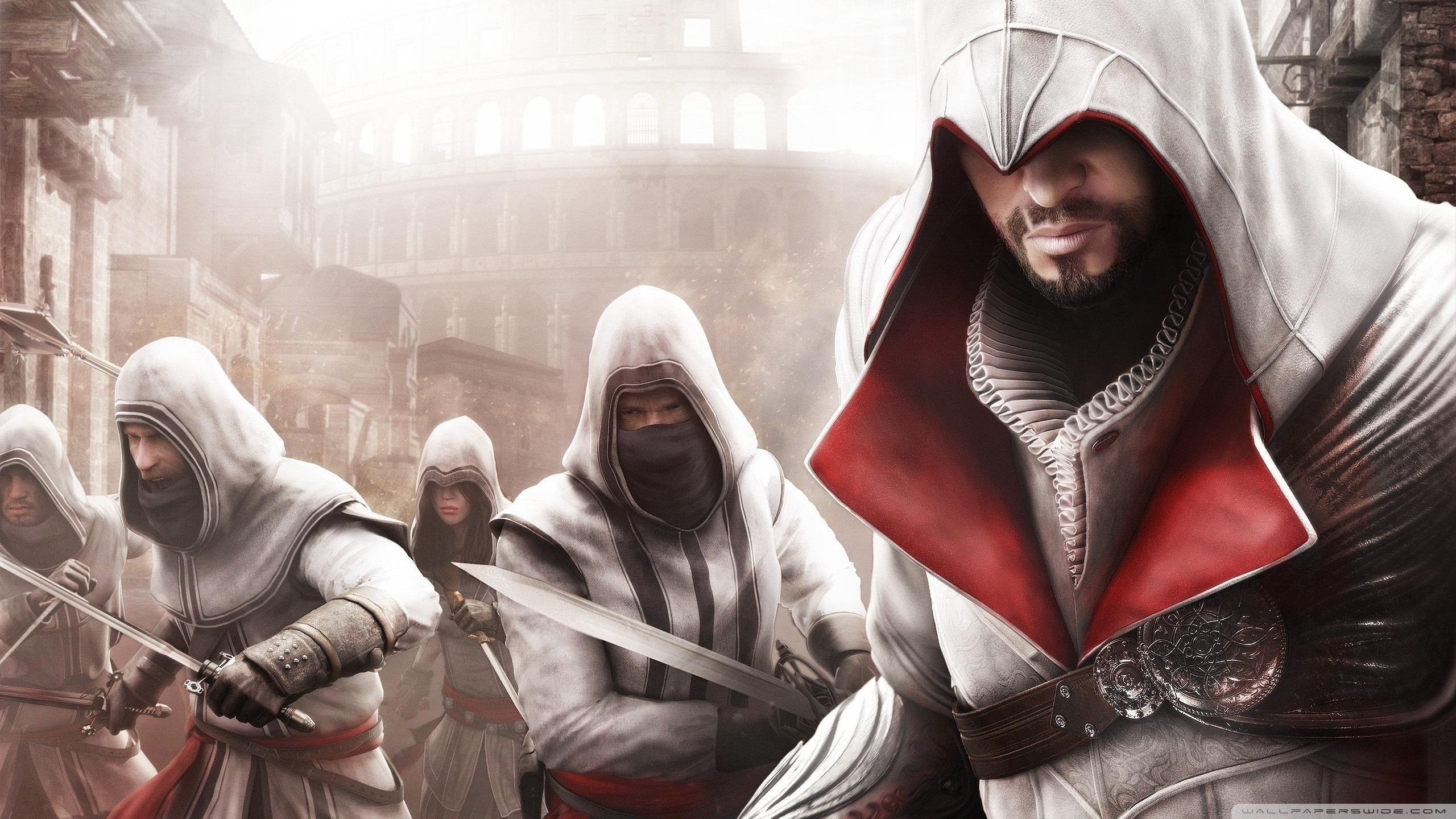 assassin's creed brotherhood ❤ 4k hd desktop wallpaper for 4k ultra