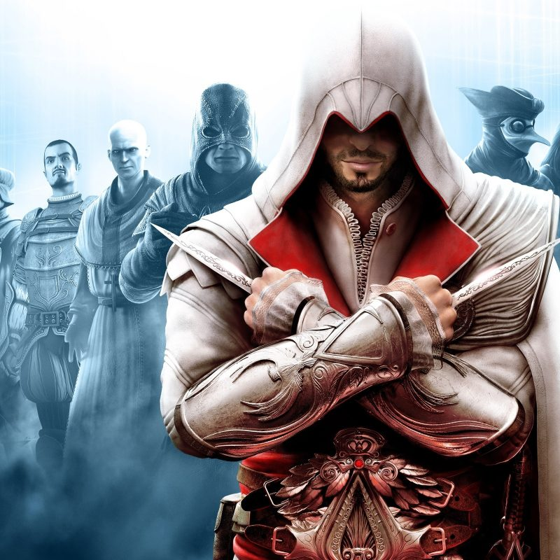 10 Most Popular Assassin's Creed Brotherhood Background FULL HD 1080p For PC Desktop 2018 free download assassins creed brotherhood full hd wallpaper and background image 1 800x800