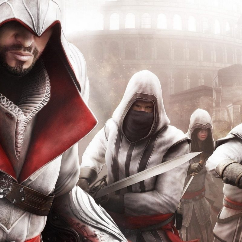 10 Most Popular Assassin's Creed Brotherhood Background FULL HD 1080p For PC Desktop 2018 free download assassins creed brotherhood video games wallpapers hd desktop 800x800