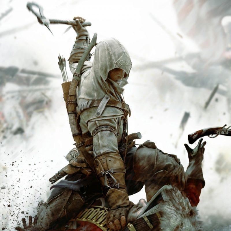10 Latest Assassin's Creed Hd Wallpapers FULL HD 1080p For PC Desktop 2018 free download assassins creed iii 3 wallpaper 1920x1080 10 000 fonds decran hd 2 800x800