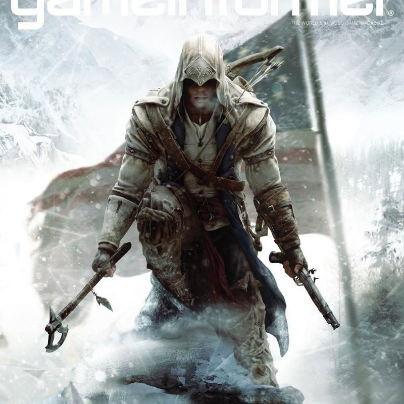 10 Latest Assassin's Creed 3 Wallpaper Hd FULL HD 1080p For PC Desktop 2020 free download assassins creed iii art pictures game informer cover video 800x800