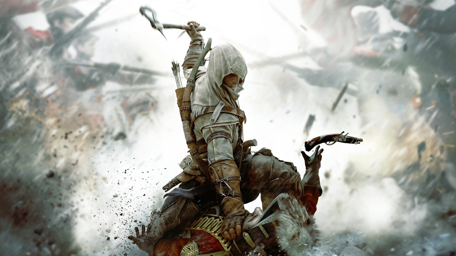 10 New Assassin's Creed Wallpaper 1366X768 FULL HD 1080p For PC Desktop