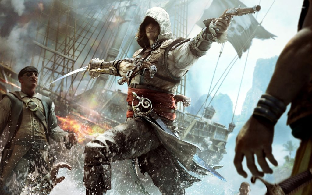 10 Latest Assassin's Creed 4 Wallpaper FULL HD 1920×1080 For PC Desktop 2018 free download assassins creed iv black flag 8 wallpaper game wallpapers 1024x640