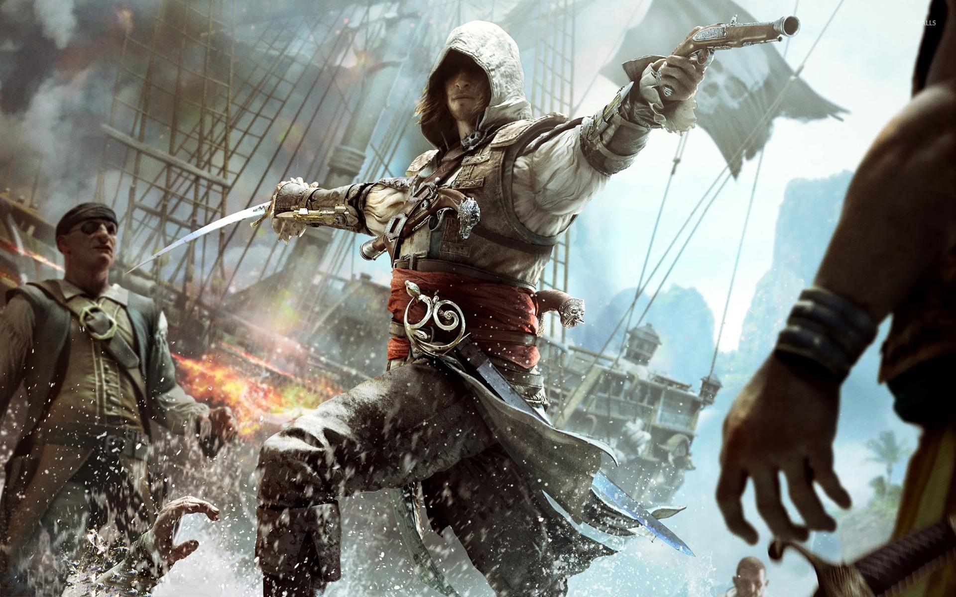 10 Latest Assassin's Creed 4 Wallpaper FULL HD 1920×1080 ...
