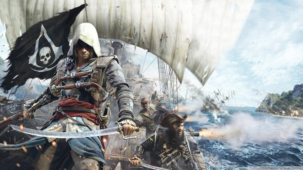 10 Latest Assassin's Creed 4 Wallpaper FULL HD 1920×1080 For PC Desktop 2020 free download assassins creed iv black flag e29da4 4k hd desktop wallpaper for 4k 1 1024x576