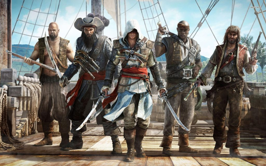 10 Latest Assassin's Creed 4 Wallpaper FULL HD 1920×1080 For PC Desktop 2018 free download assassins creed iv black flag hd wallpapers 1024x640