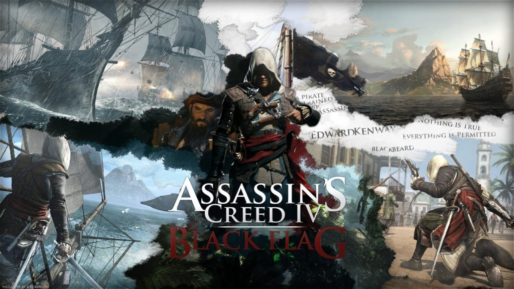 10 Top Ac Black Flag Wallpapers FULL HD 1080p For PC Background 2018 free download assassins creed iv black flag hd wallpapers backgrounds 1024x576