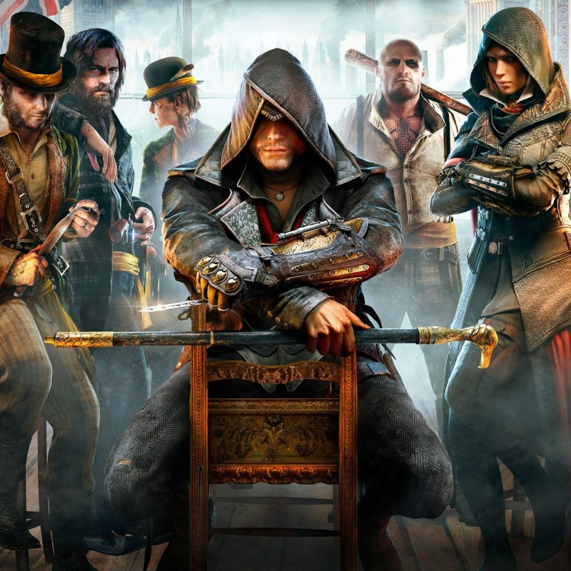 10 New Assassin's Creed Syndicate Wallpaper Hd FULL HD 1080p For PC Background 2018 free download assassins creed syndicate e29da4 4k hd desktop wallpaper for e280a2 wide 2 800x800
