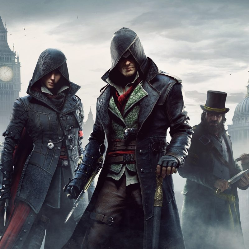 10 Latest Assassin's Creed Syndicate Wallpaper 4K FULL HD ...