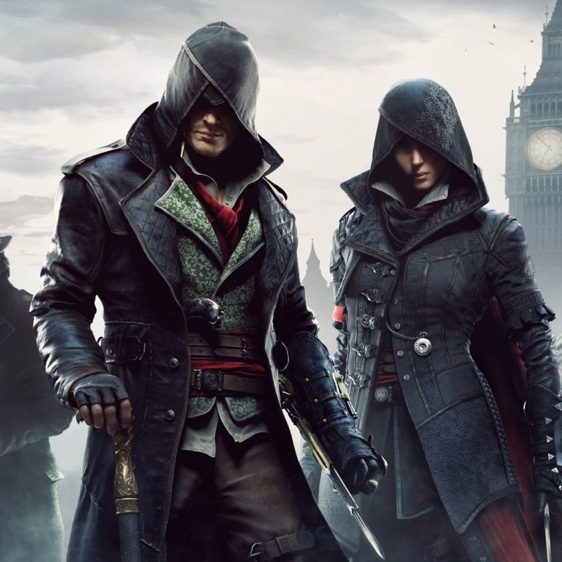 10 New Assassin's Creed Syndicate Wallpaper Hd FULL HD 1080p For PC Background 2018 free download assassins creed syndicate jacob evie e29da4 4k hd desktop wallpaper 800x800