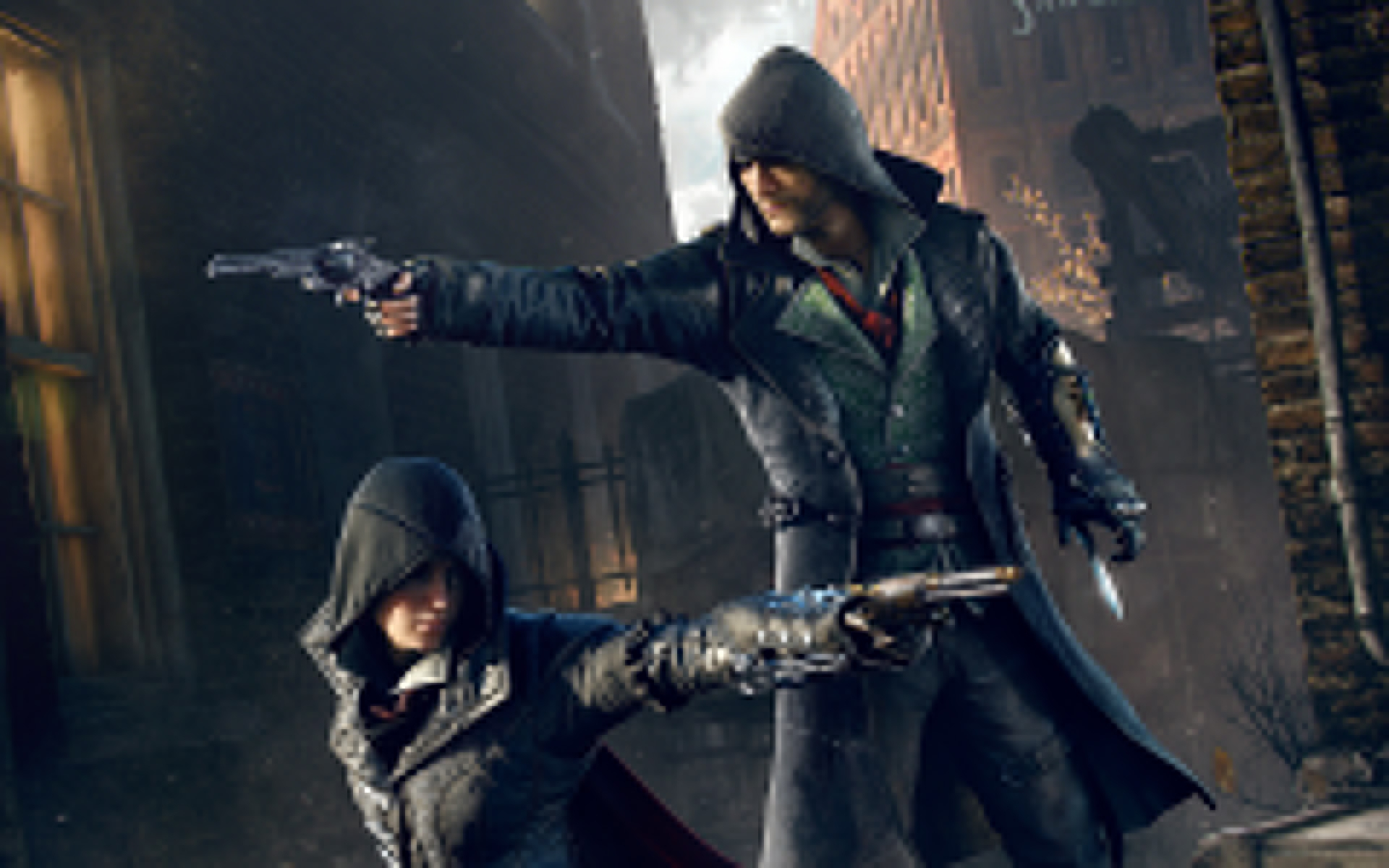 assassin's creed syndicate twin assassins wallpapers | hd wallpapers