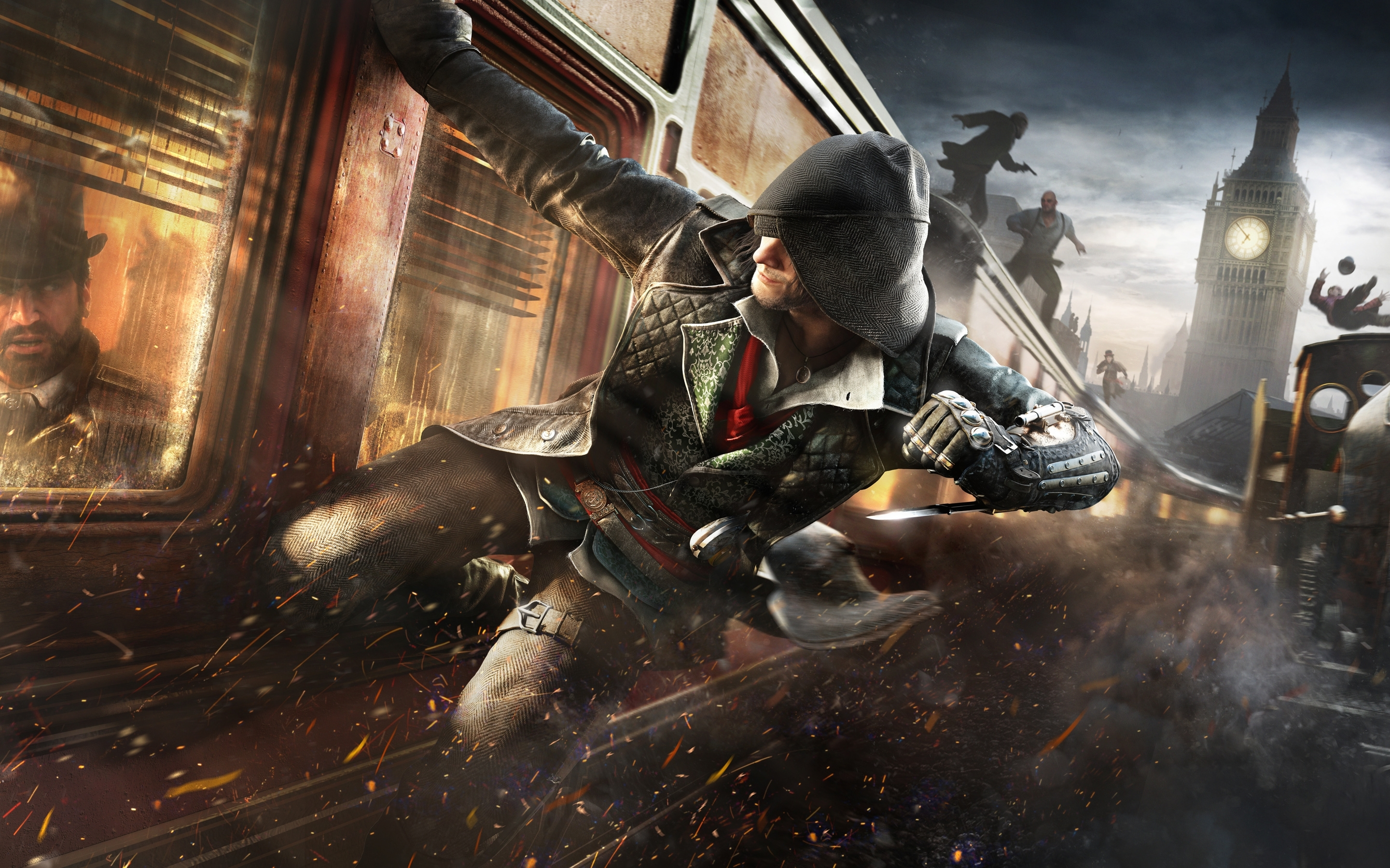 assassin's creed syndicate video game wallpapers | hd wallpapers