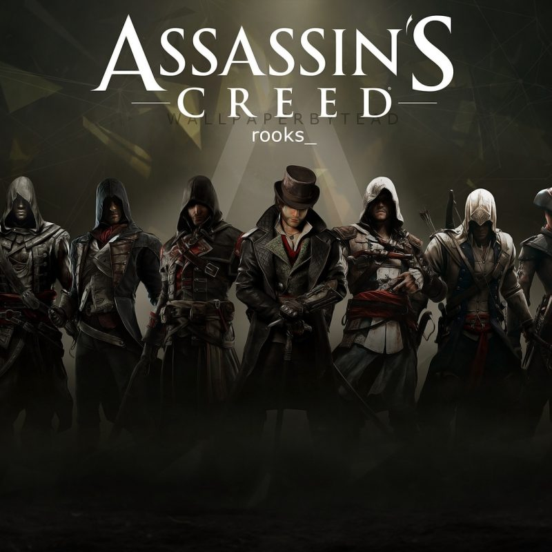 10 Best Assassin Creed Wallpaper All Assassins FULL HD 1080p For PC Background 2018 free download assassins creed syndicate wallpaer 4 full hd wallpaper and 800x800