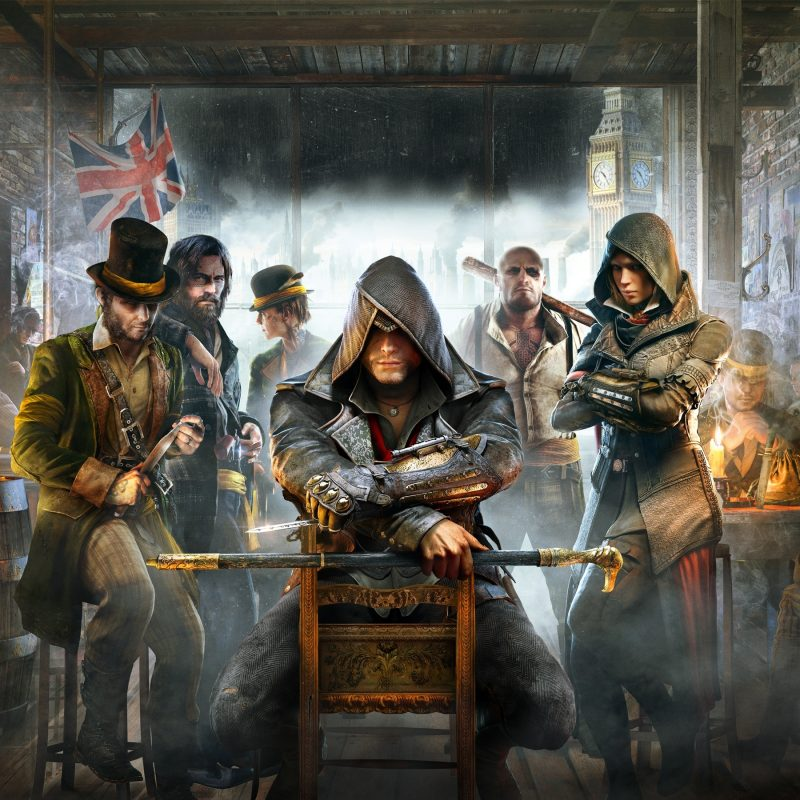 10 Latest Assassin's Creed Syndicate Wallpaper 4K FULL HD 1920×1080 For PC Background 2018 free download assassins creed syndicate wallpapers hd wallpapers id 14675 800x800