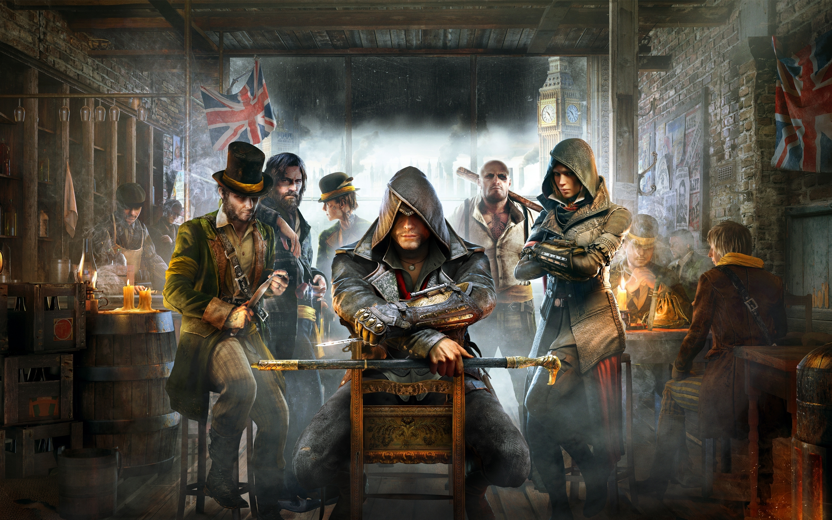 assassin's creed syndicate wallpapers | hd wallpapers | id #14675