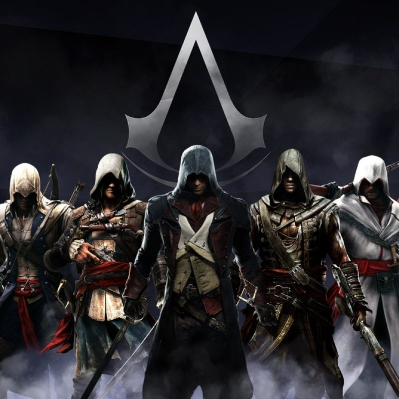 10 Top Awesome Assassins Creed Wallpapers FULL HD 1080p For PC Background 2018 free download assassins creed wallpaper full hd 1920x1080p 1 800x800