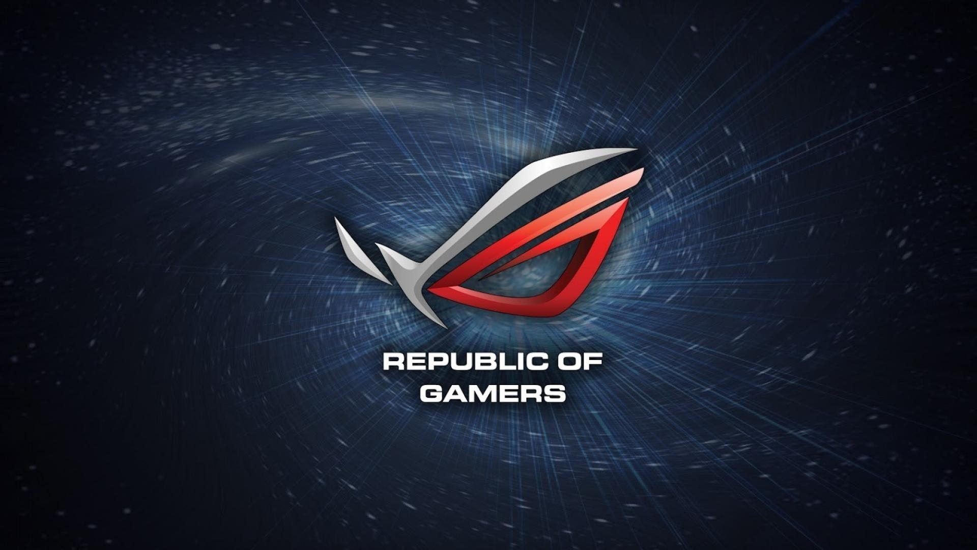 asus rog republic of gamers wallpaper | (65436)